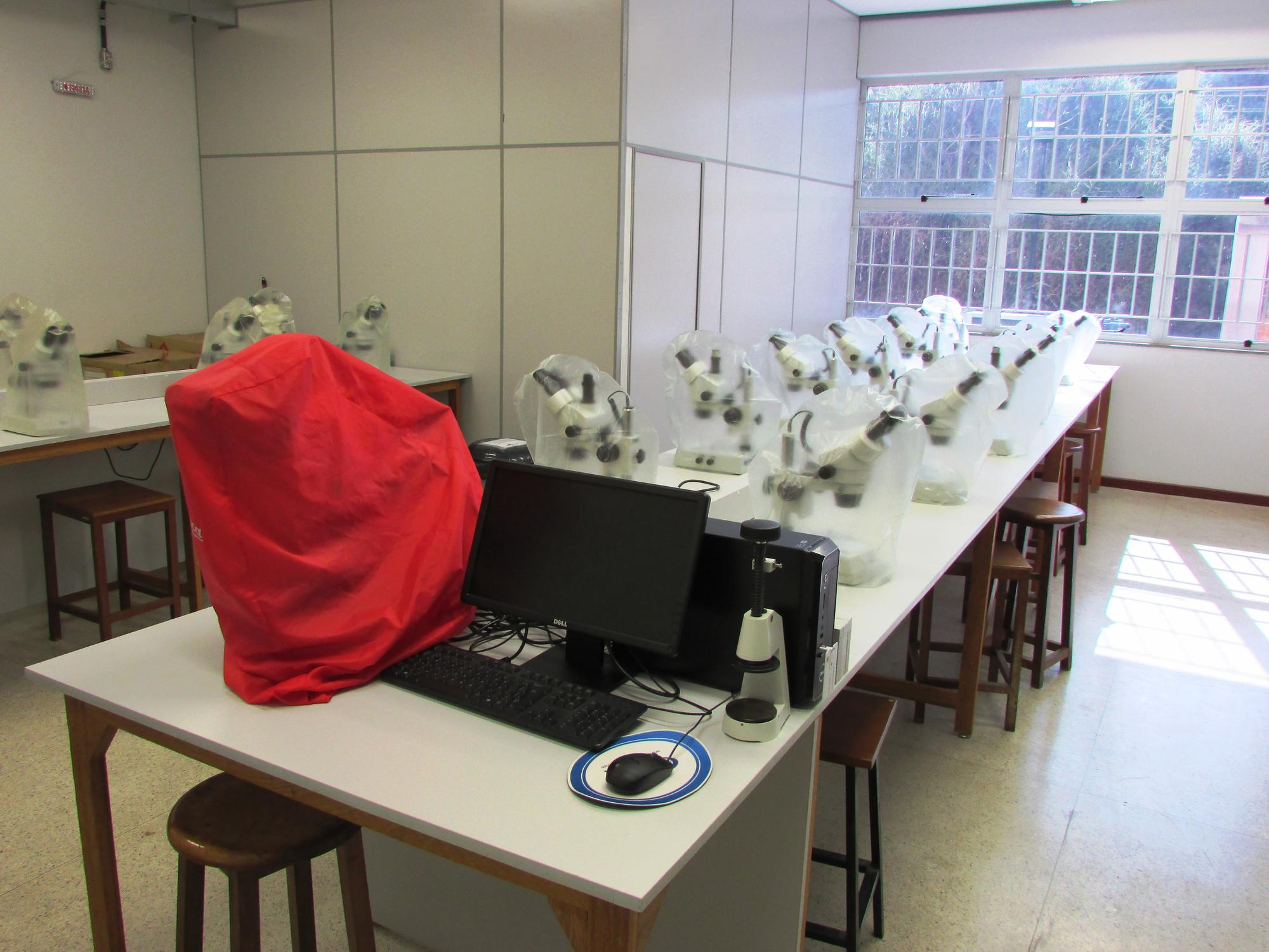 Laboratório Análises Químicas