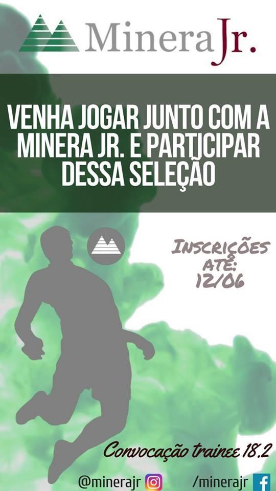Seleção Minera Jr.
